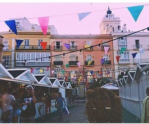 festival, spain, and Cadiz image