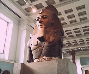 egypt, london, and museum image