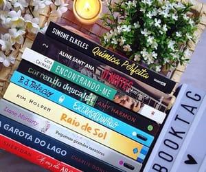 livros, leitura, and livro image