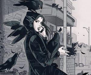 raven, ravena, and picolo image
