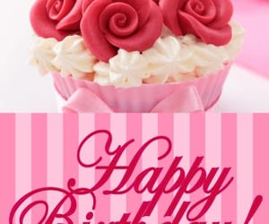 birthday, pink, and b-day image