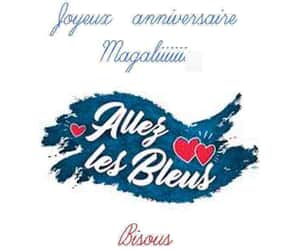 anniversaire, bisous, and russia2018 image