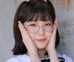 fromis, fromis_9, and baek jiheon image