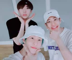 mj, astro, and sanha image