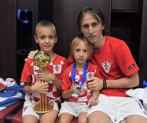 Croatia, football, and luka modric image