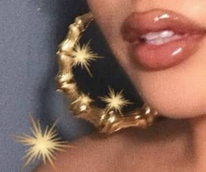 lips, aesthetic, and alternative image