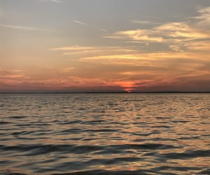sunset, wallpaper, and lockscreen image
