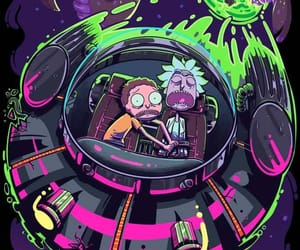 cool, tv, and morty image