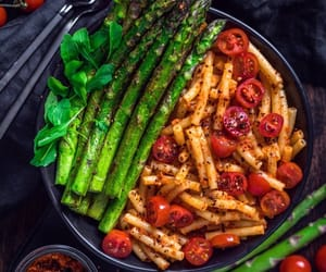 food, healthy, and cook image