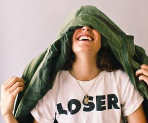 loser, smile, and photography image