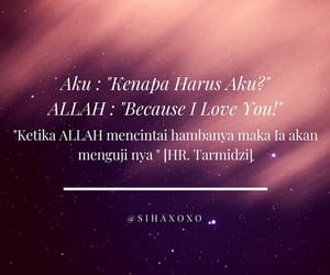 allah, quotes, and love image