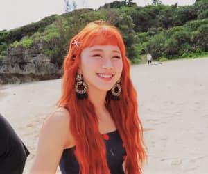 asian, kpop, and orange image