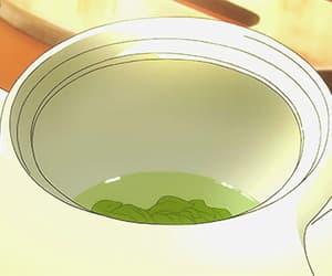 anime, drink, and food image