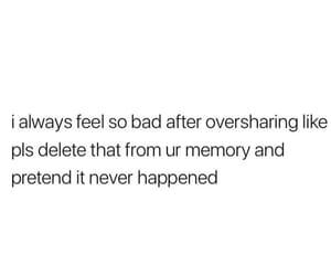 always, like, and memory image