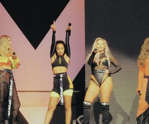 lq, leigh anne, and little mix tour image