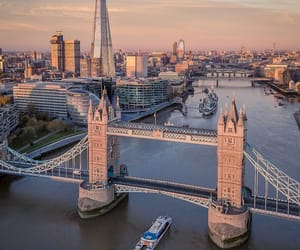 air view, world, and london image