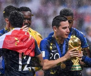 world champion, equipe de france, and florian thauvin image