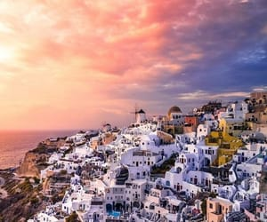 colors, Greece, and photo image