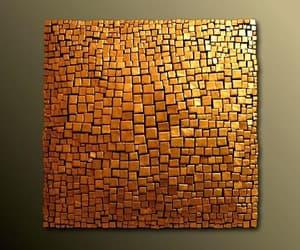 art, decor, and Gold Leaf image