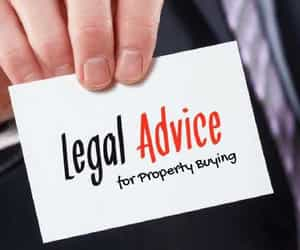 legal advice, real estate law, and property buying image