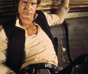 actor, handsome, and harrison ford image