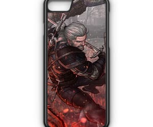 phone cases, iphone 8, and the witcher 3 poster image