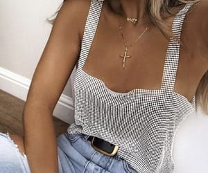 clothes, fashion, and summer outfit image