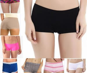 boyshorts, panties, and panty image