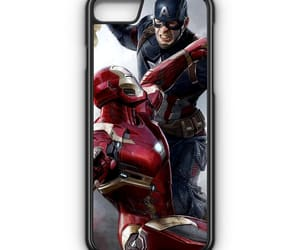 phone cases, iphone 8, and captain america civil war image