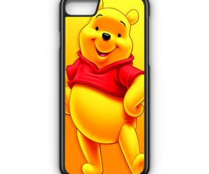 phone cases, iphone 8, and winnie the pooh bear image
