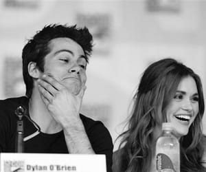 tw, holland roden, and stiles stilinski image