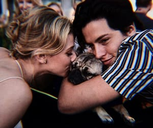 Betty, rp, and jughead image