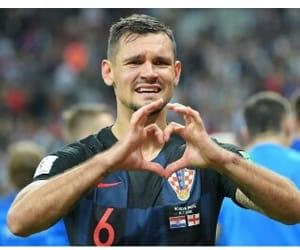 Croatia, football, and proud image