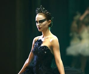 ballet, black swan, and costume image