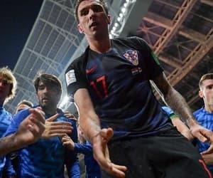 Croatia, football, and goal image