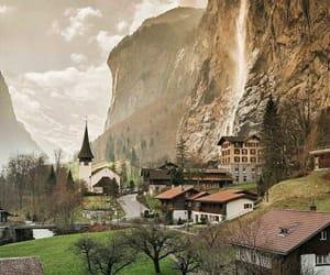 aesthetic, switzerland, and cute image