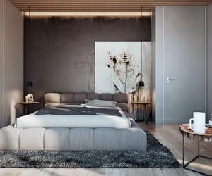 home design, interior, and bedroom ideas image