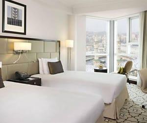 hotels, journey, and hajj image