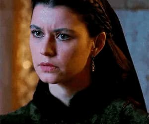 gif, beautiful, and kösem sultan image