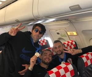 Croatia, world cup, and vedran corluka image