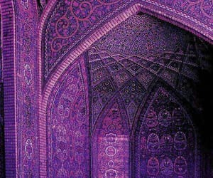 architecture, purple, and mosque image
