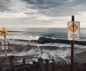 australia, ocean, and sand image