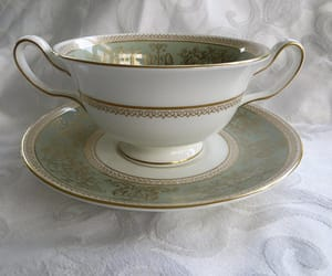 etsy, wedgwood china, and vintage wedgwood image
