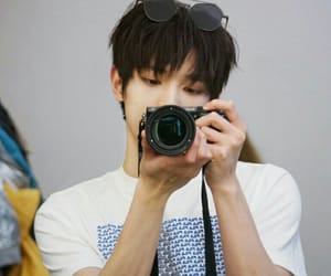 korean, photographer, and singer image