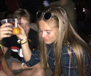 festival, party, and young wild and free image
