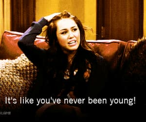 gif, quote, and mileycyrus image