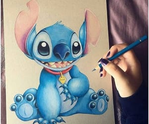 adorable, disney, and drawing image