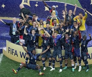 france, football, and champion image