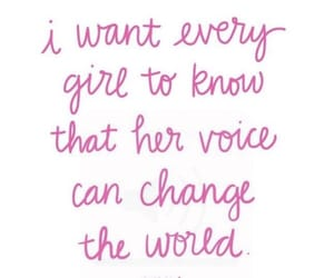 girl, quotes, and change image