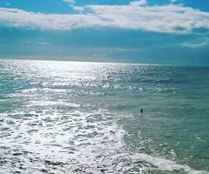 beautiful, freedom, and ocean image